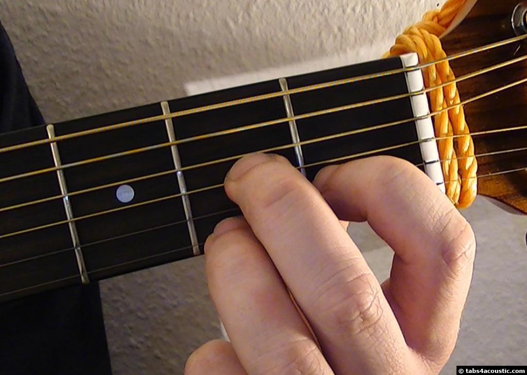D7 Chord Guitar chord ...