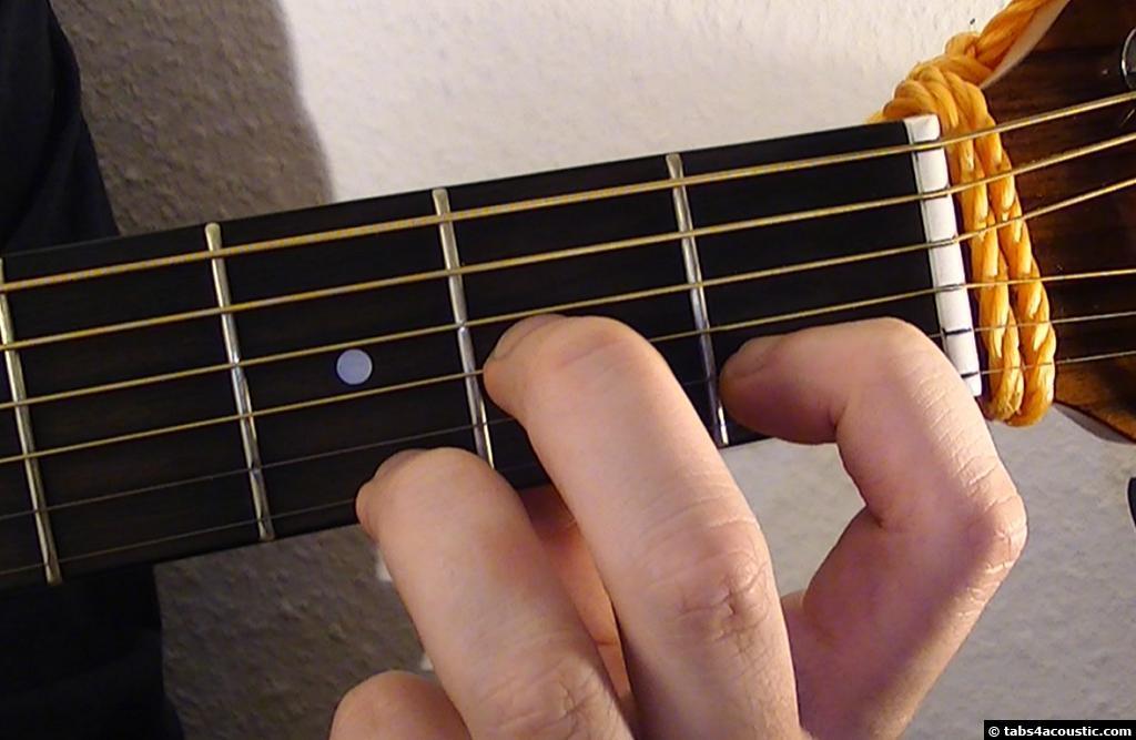 Guitar Chords D7sus