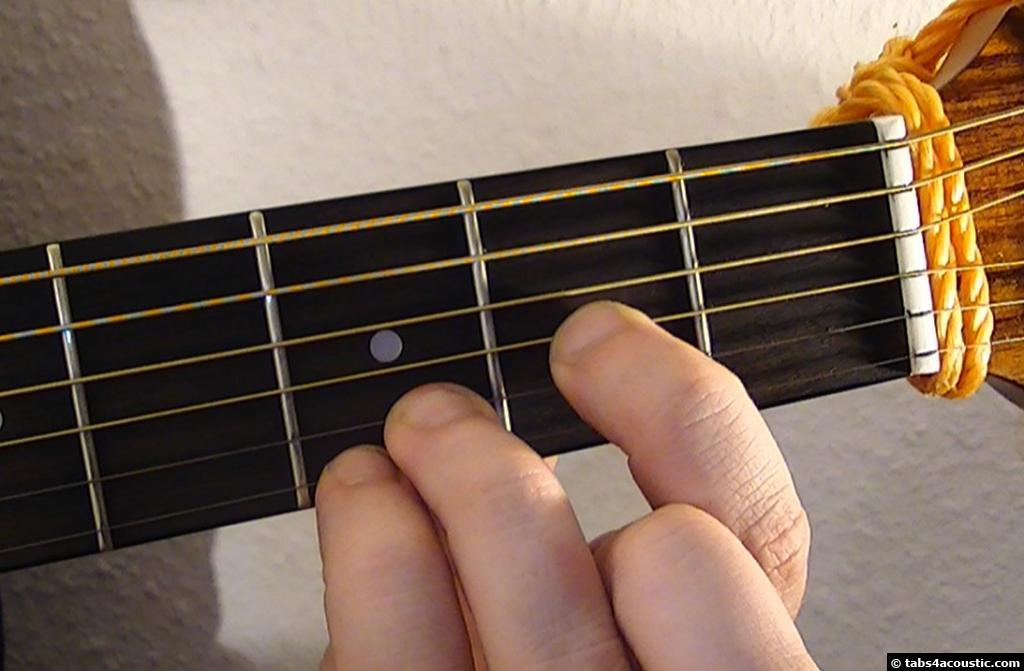 Gallery For u0026gt; Dsus Chord Guitar Finger Position