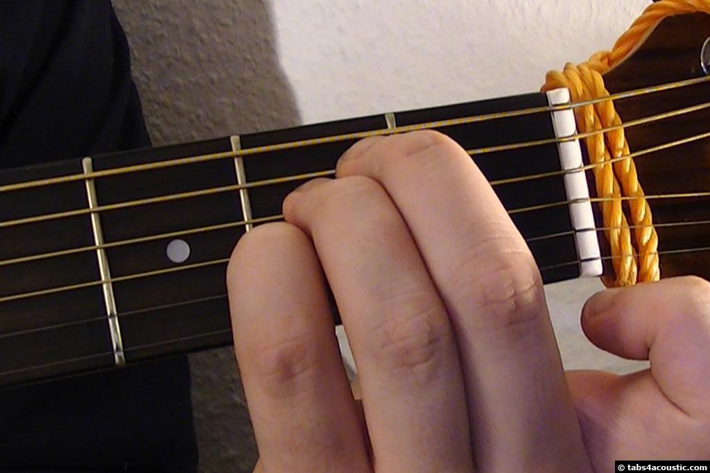 guitar chord   esus4