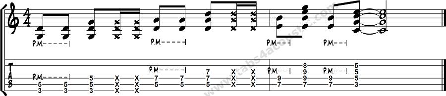 Guitar : guitar tabs green day Guitar Tabs Green or Guitar Tabs ...