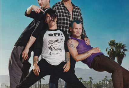 <b>Le riff du moment</b><br />Red Hot Chili Peppers - Californication