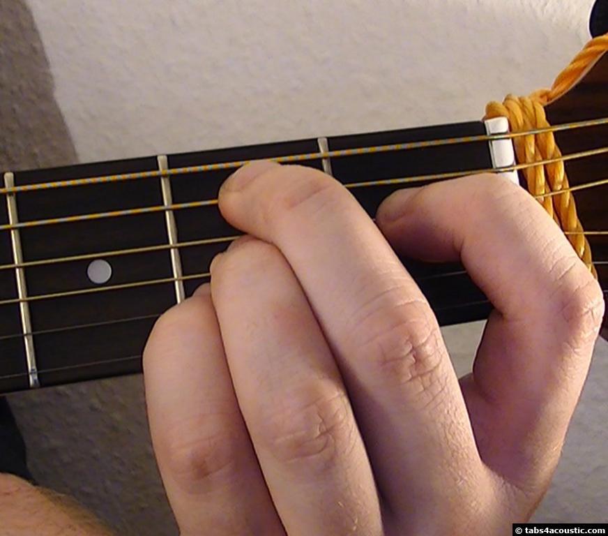 Guitar Chord B9