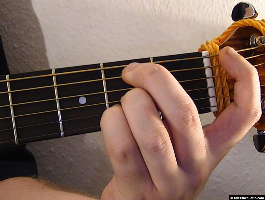 Good acoustic riffs to learn