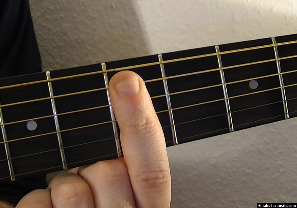Guitar Chord D11