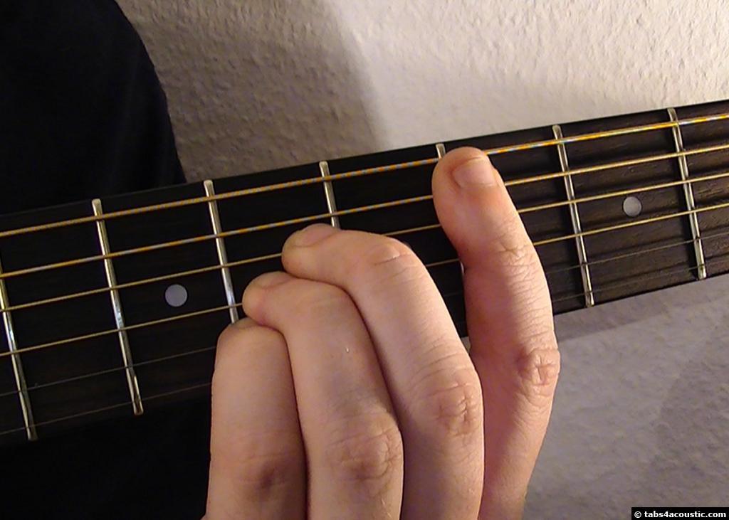 Cryin Guitar Tab Aerosmith
