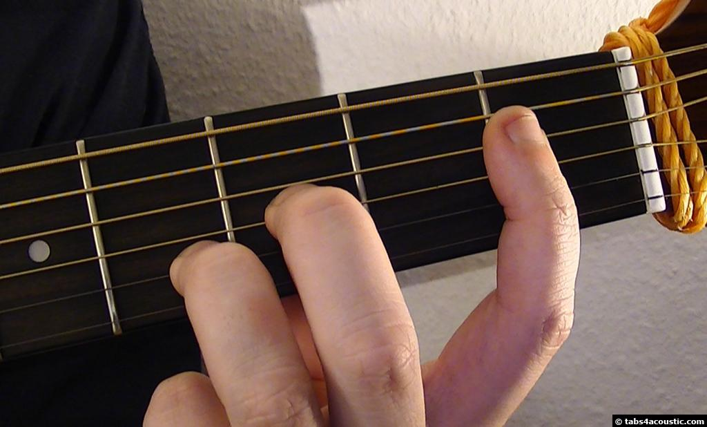 Photograph Guitar Tab Nickelback