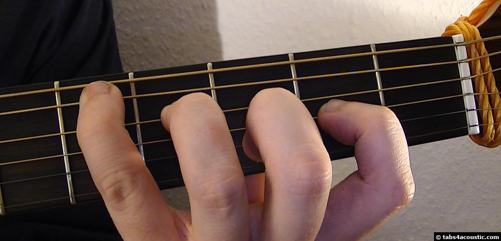 Guitar Chord : Dadd9