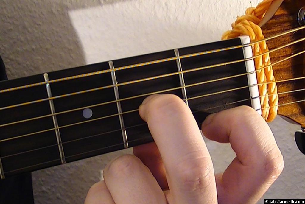Guitar Chord Dm6