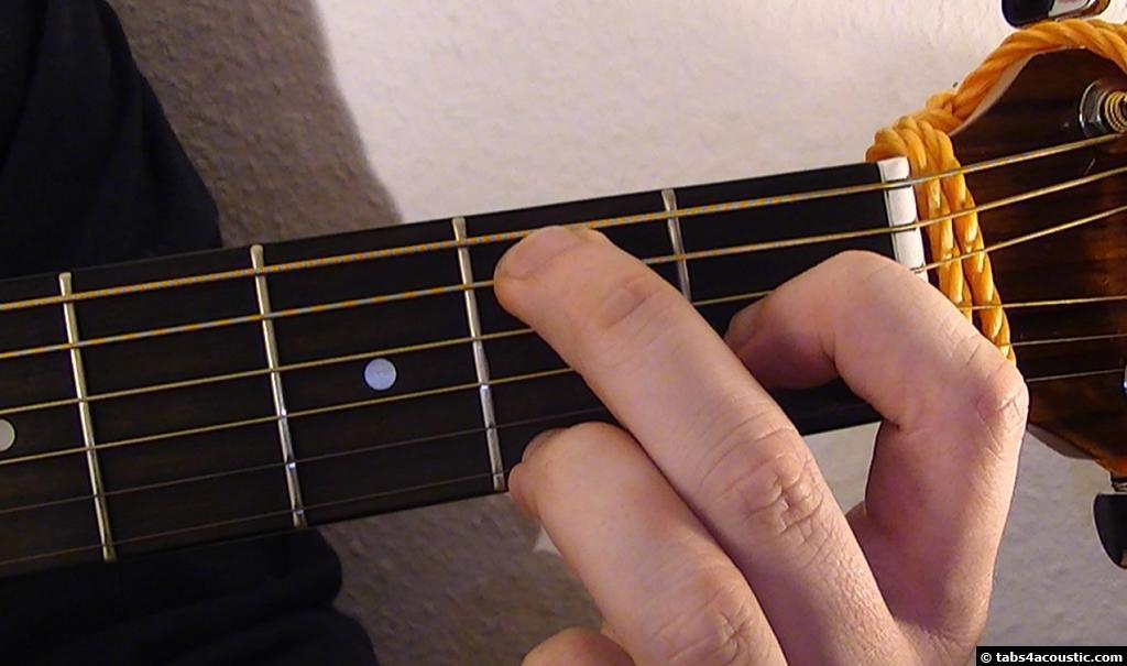 Guitar Chord E9