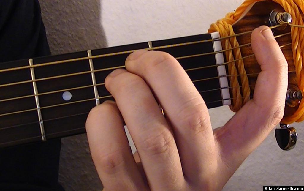 Guitar Chord Em6
