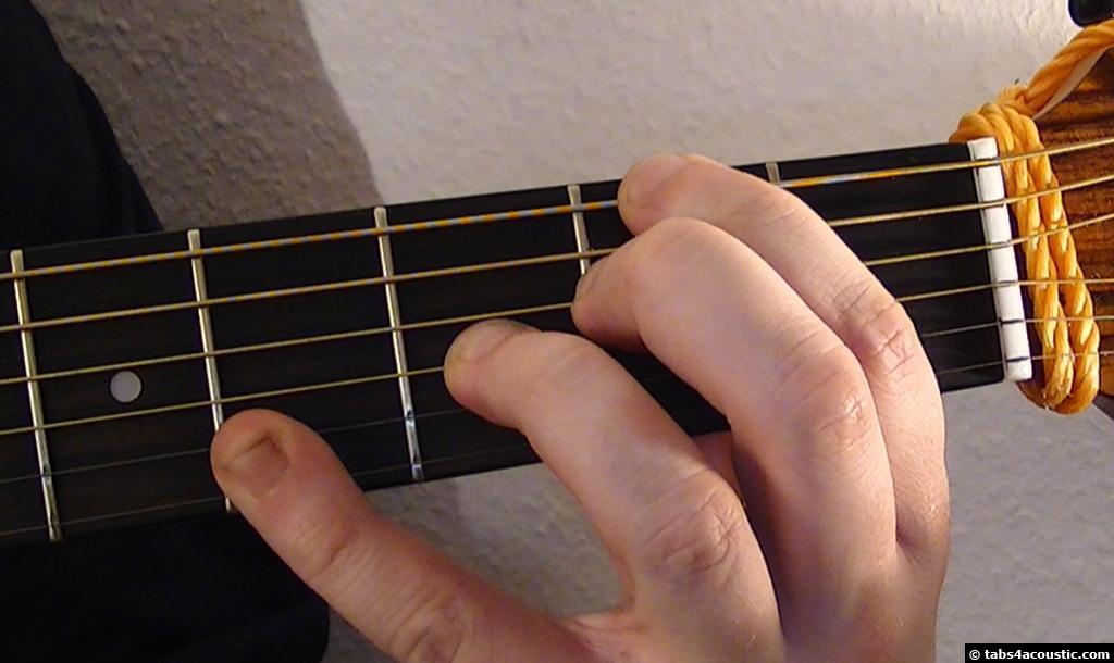 Guitar Chord F13