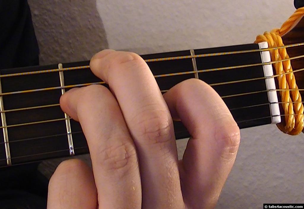Guitar Chord G13