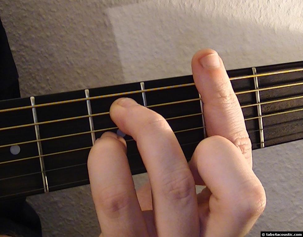 A Hard Days Night Guitar Tab The Beatles