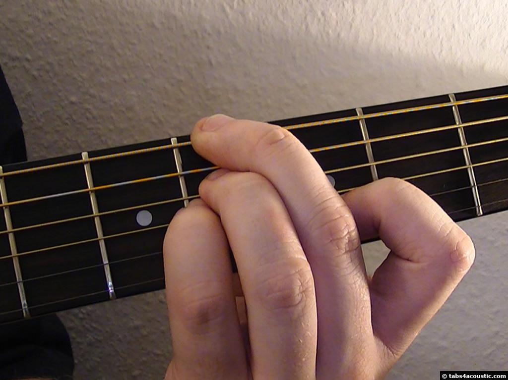 Guitar Chord Gm7b5