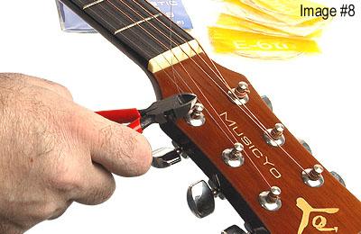 Changer ses cordes de guitare - Cours de guitare gratuits ...