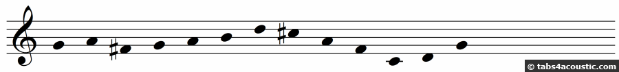 Exemple numéro 8