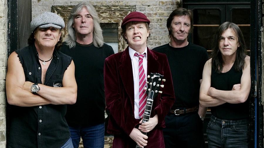 Nouvel album d'AC/DC annoncé