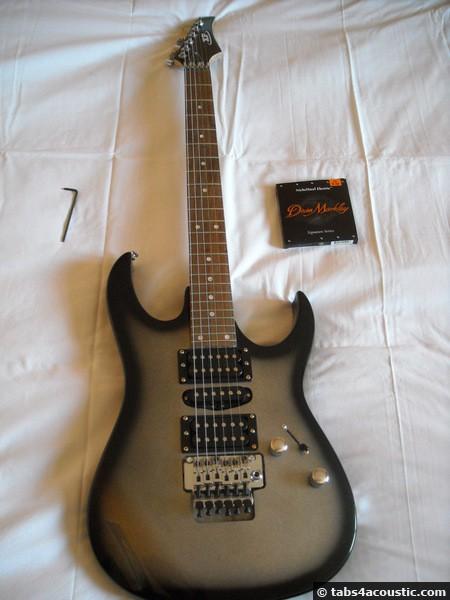 guitare électrique floyd