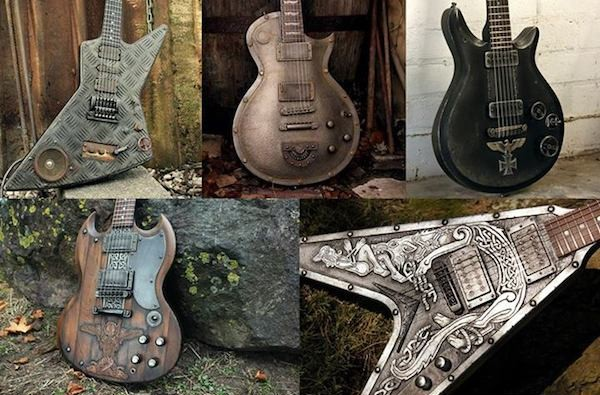 Guitares Hutchinson