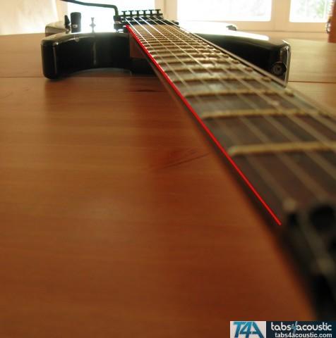 manche guitare #4