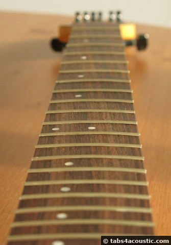 refrettage guitare