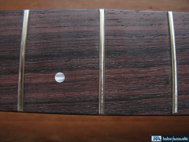 surfaçage frettes guitare #5
